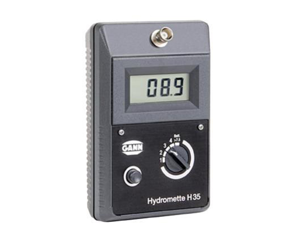 Umidometru lemn 4-30% - Hydromette H 35