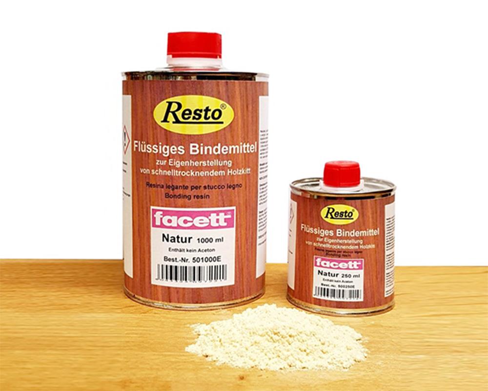 Resto Flacett Fluid - Solutie preparare chit